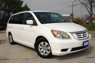 Used 2009 Honda Odyssey EX for sale in Mississauga, ON