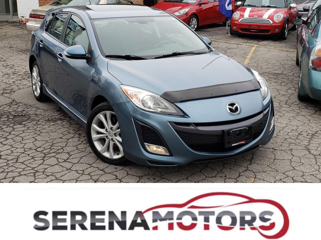 2010 Mazda Mazda3 Serena Motors Ltd