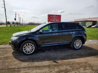 Used 2014 Lincoln MKX AWD for sale in London, ON