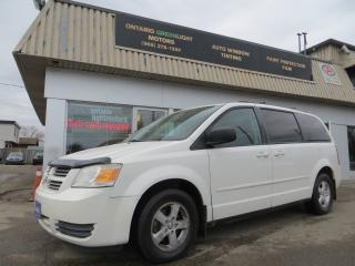 Used 2008 Dodge Grand Caravan FULL STOW&GO 7 PASSENGERS LOW KM for sale in Mississauga, ON