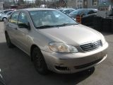Photo of Gold 2008 Toyota Corolla