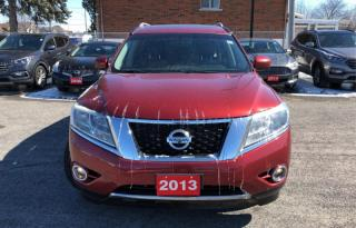Used 2013 Nissan Pathfinder Platinum for sale in Oakville, ON