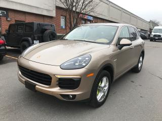 Used 2016 Porsche Cayenne S E-Hybrid for sale in North York, ON