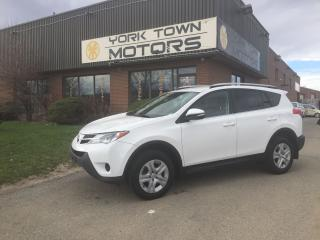 Used 2015 Toyota RAV4 LE/FWD/BackCam/Bluetooth for sale in North York, ON