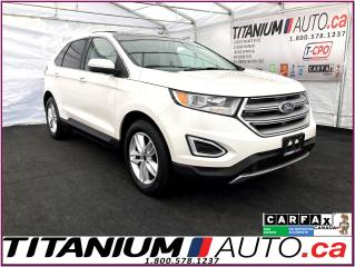 Used 2015 Ford Edge SEL+AWD+GPS+Camera+Pano Roof+Leather+Remote Start+ for sale in London, ON