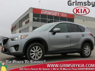 Used 2014 Mazda CX-5 GS| AWD| Backup Cam| Heat Seat for sale in Grimsby, ON