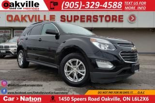 Used 2017 Chevrolet Equinox LT w/ 1LT | SUNROOF | B/U CAM | NAVI | HTD SEATS for sale in Oakville, ON