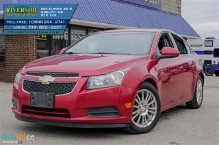 Used 2013 Chevrolet Cruze Eco for sale in Guelph, ON