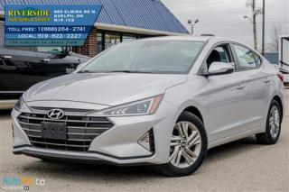 Used 2019 Hyundai Elantra Limited for sale in Guelph, ON