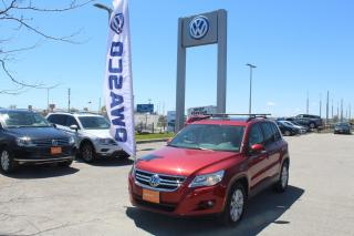 Used 2011 Volkswagen Tiguan 2.0 TSI Comfortline for sale in Whitby, ON