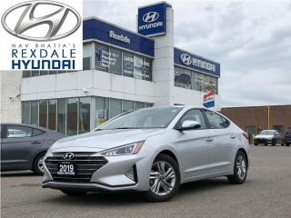 Used 2019 Hyundai Elantra Preferred w/Sun & Safety Package for sale in Toronto, ON