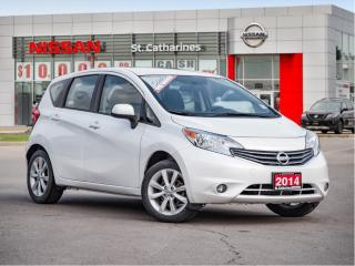 Used 2014 Nissan Versa Note SL Off lease ! for sale in St. Catharines, ON