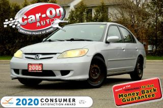 Used 2005 Honda Civic LX-G LX-G SUNROOF A/C PWR GRP CRUISE for sale in Ottawa, ON
