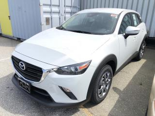 New 2019 Mazda CX-3 GX FWD on sale! Check out the details! for sale in North Vancouver, BC