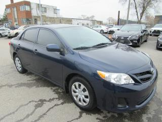 Used 2013 Toyota Corolla LE (A4) for sale in Toronto, ON