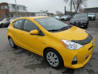 Used 2014 Toyota Prius c ONE OWNER for sale in Toronto, ON