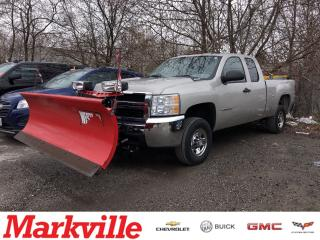 Used 2008 Chevrolet Silverado 2500 WT for sale in Markham, ON