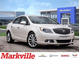 Used 2015 Buick Verano Leather Group for sale in Markham, ON