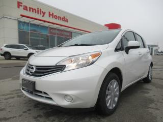 Used 2014 Nissan Versa Note 1.6 SL for sale in Brampton, ON