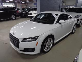 Used 2016 Audi TT 2.0T. NAVIGATION. QUATTRO. for sale in Etobicoke, ON