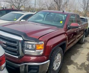 Used 2014 GMC Sierra 1500 4WD DOUBLE CAB STANDARD BOX SLE for sale in Toronto, ON