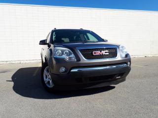 Used 2010 GMC Acadia AWD 4DR SLE2 for sale in Edmonton, AB