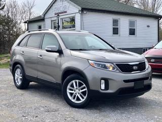 Used 2015 Kia Sorento 1-Owner No-Acidents FWD I4 GDI Auto LX Bluetooth for sale in Sutton, ON