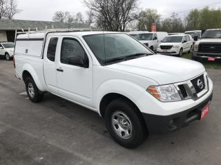 Used 2014 Nissan Frontier 2WD King Cab I4 for sale in Brampton, ON