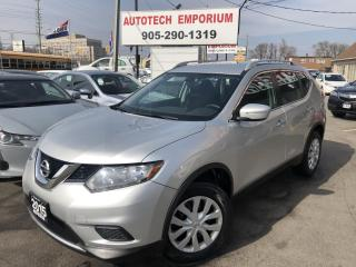 Used 2015 Nissan Rogue Backup Camera/All Power/Bluetooth&ABS* for sale in Mississauga, ON