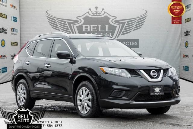 2016 Nissan Rogue SV, AWD, BACK-UP CAM, BLUETOOTH, SERIUS XM