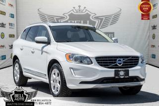 Used 2016 Volvo XC60 T5 Drive-E Premier, NAVI, PANO ROOF, BACK-UP CAM, LEATHER for sale in Toronto, ON