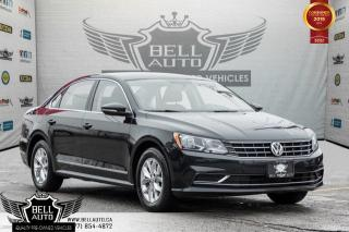 Used 2017 Volkswagen Passat Trendline+, BACK-UP CAM, BLUETOOTH, SIRIUS XM, HEATED SEATS for sale in Toronto, ON