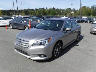 Used 2017 Subaru Legacy 2.5I LIMITED for sale in Burnaby, BC