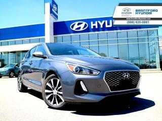 New 2019 Hyundai Elantra GT Luxury AT  - Sunroof -  Android Auto - $140.03 B/W for sale in Brantford, ON