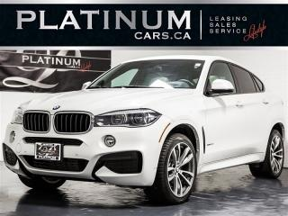 Used 2016 BMW X6 xDrive35i M-SPORT, NAVI, CAM, Heated Cooled Lthr for sale in Toronto, ON