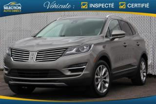 Used 2016 Lincoln MKC AWD SELECT for sale in Ste-Rose, QC
