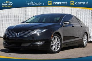 Used 2015 Lincoln MKZ AWD for sale in Ste-Rose, QC