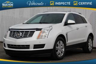 Used 2013 Cadillac SRX AWD LUXURY for sale in Ste-Rose, QC
