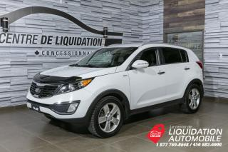 Used 2013 Kia Sportage Ex+awd for sale in Laval, QC