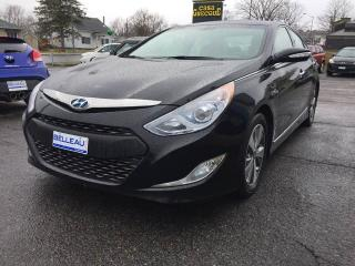 Used 2012 Hyundai Sonata Hybride GPS-Toit PANO! for sale in Québec, QC