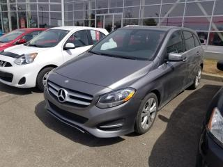 Used 2017 Mercedes-Benz B-Class B250 Sport Tourer for sale in Québec, QC