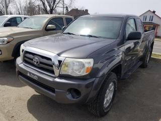 Used 2010 Toyota Tacoma BASE ACCESS CAB V6 for sale in Québec, QC