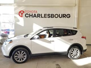 Used 2016 Toyota RAV4 LTD AWD for sale in Québec, QC
