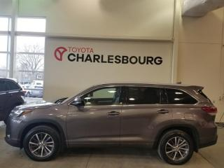 Used 2017 Toyota Highlander XLE AWD HYBRIDE for sale in Québec, QC