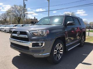 Used 2018 Toyota 4Runner LTD AWD for sale in Québec, QC
