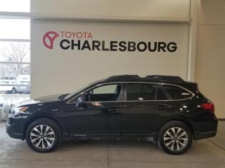 Used 2016 Subaru Outback LTD AWD for sale in Québec, QC