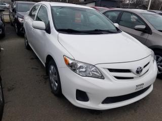 Used 2013 Toyota Corolla CE GRP D for sale in Québec, QC