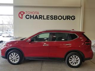 Used 2017 Nissan Rogue SV AWD for sale in Québec, QC