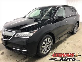 Used 2016 Acura MDX Nav Pkg Bluetooth for sale in Shawinigan, QC