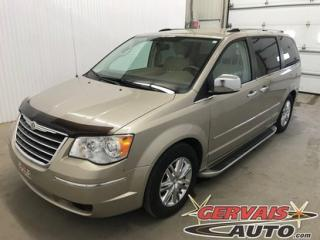 Used 2008 Chrysler Town & Country Ltd Cuir Gps Sièges for sale in Trois-Rivières, QC